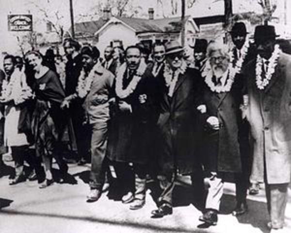 The Selma March Attack