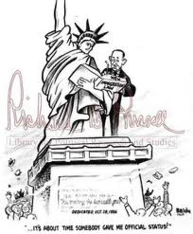Immigration Reform Act of 1965