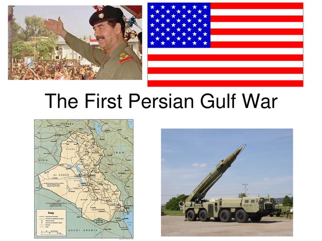 First Persian Gulf War