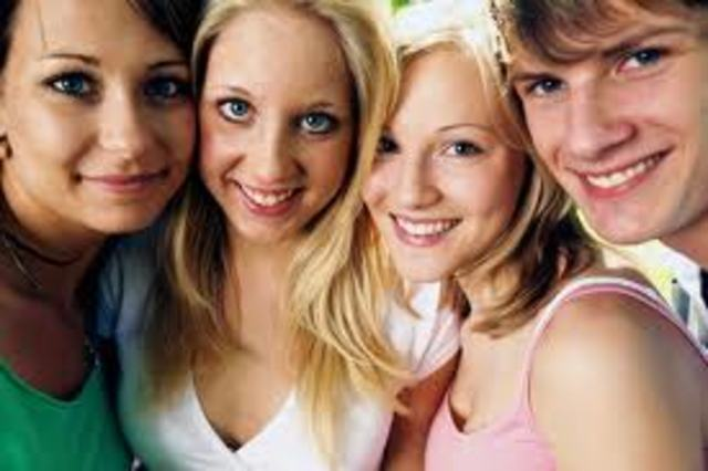 Adolescence- Relationships with Peers