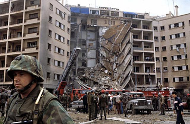 Bombing of U.S. Embassy in Beirut
