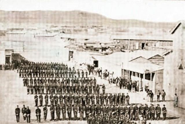 Tropas a Bolivia