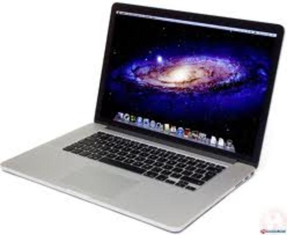Macbook Pro / Intel Core 2 / Playstation 3 / Wii
