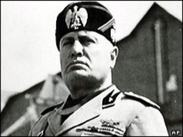 Mussolini's assassination