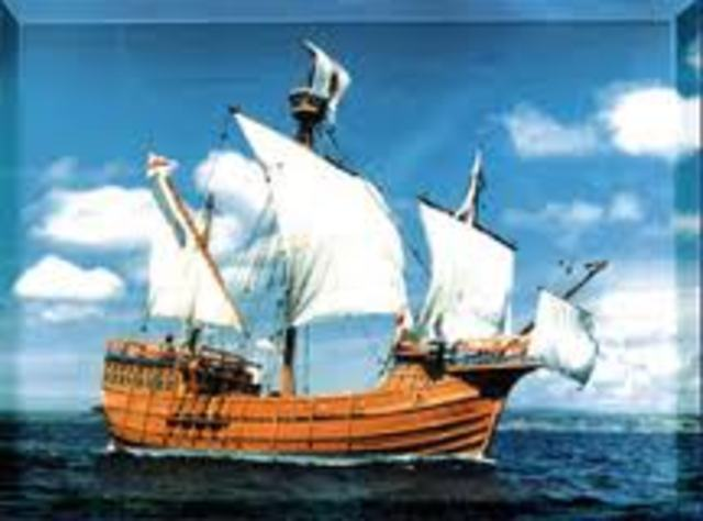 Invention of Caravel Boat