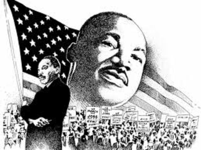 martin lother king  established the Christian leadership movement – SCLC