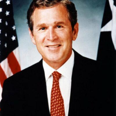 George Walker Bush timeline
