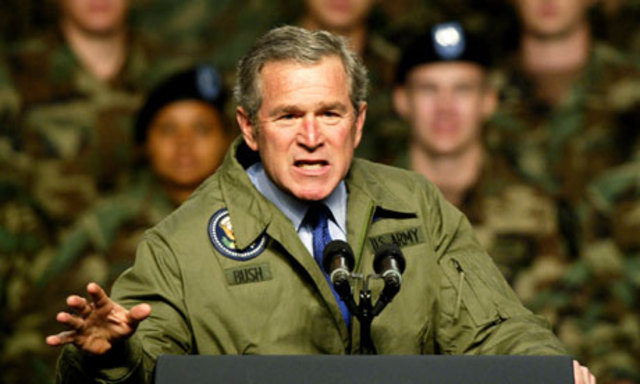 Bush released his memoirs, Decision Points