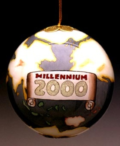 The world awaits the consequences of the Y2K bug, with more drastic millennial theorists warning of Armageddon.