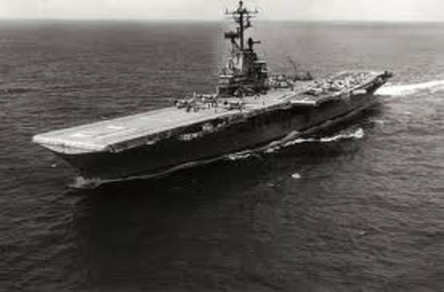 USS Maddox Attacked!