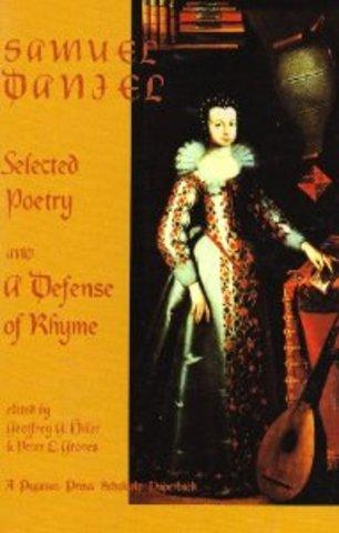 A Defence of Rhyme - Samuel Daniel