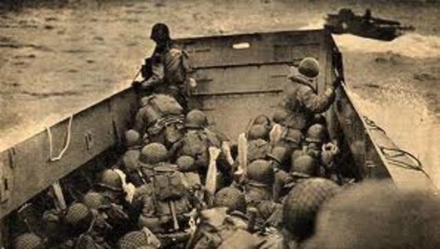 Operation Overlord aka D-day