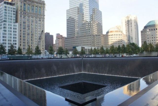 9/11 memorial opened in New York City.