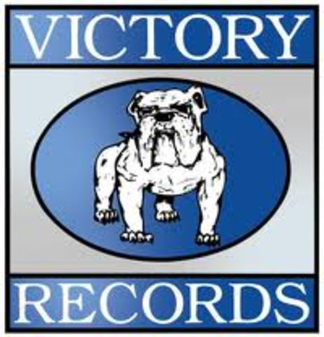 Signed with Victory Records