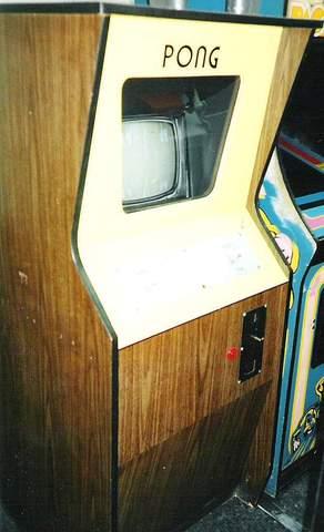 Atari releases pong