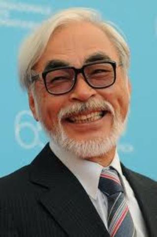 Hayao Miyazaki is Born