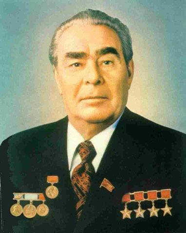 Leonid Breznev