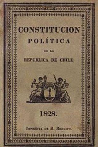 Constitución Liberal De 1828