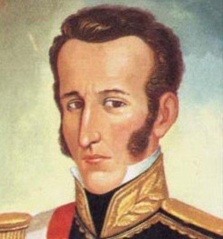 Expulsión de Jose De La Mar