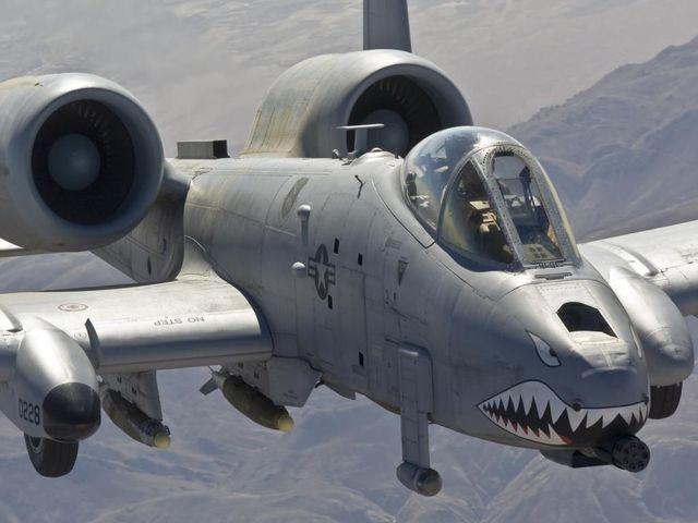 Republic Fairchild A-10 Thunderbolt II