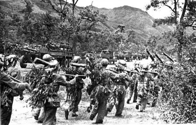 The Chinese First Offensive