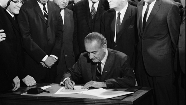 Passing of the Civil Rights Act of 1968