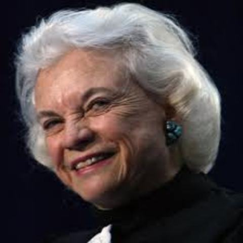 Sandra Day O'Connor Elected