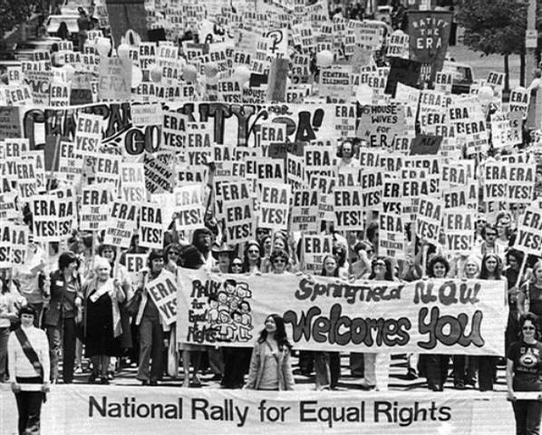 The Equal Rights Amendment