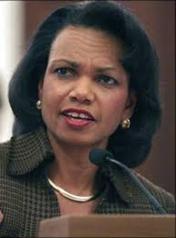 Condoleezza Rice in Power