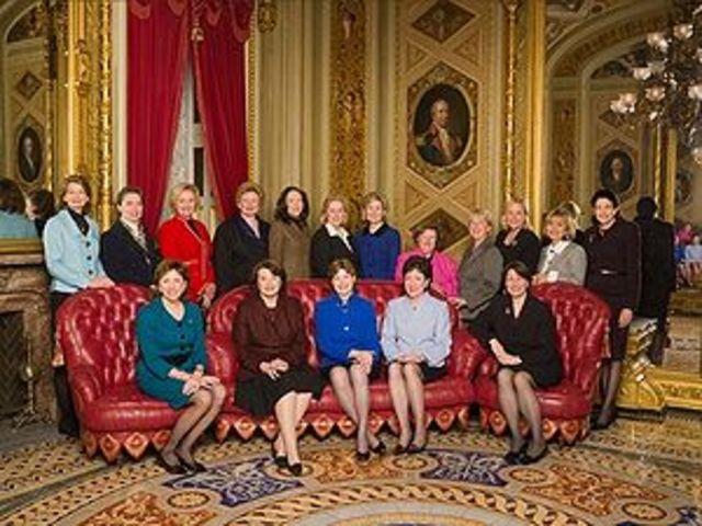 Women in the Senate