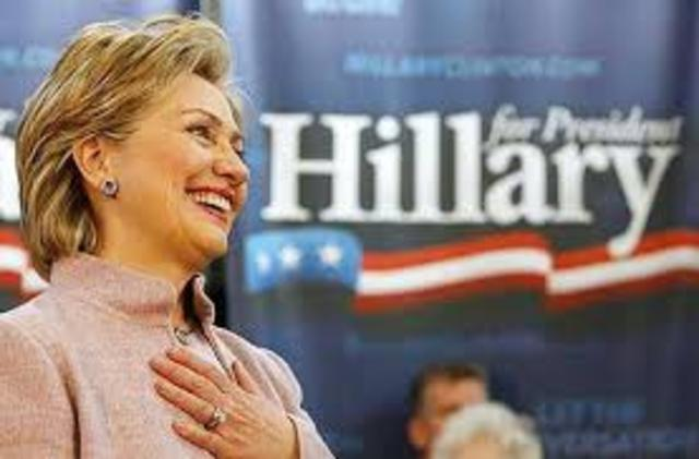 Hillary Clinton and the Presidential Election
