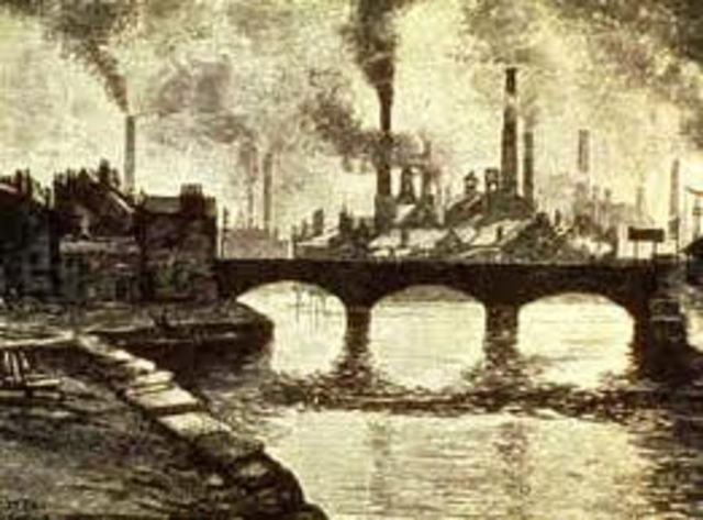 James Watt invents Steam Engine