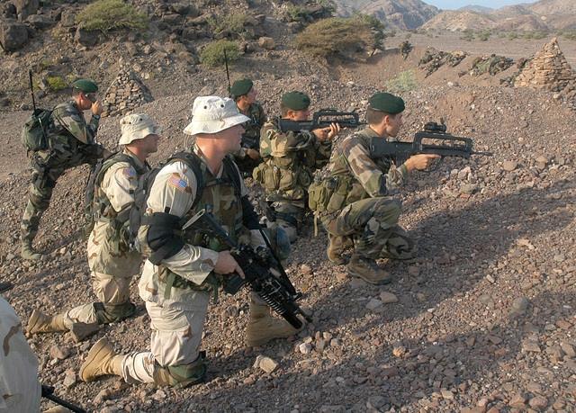 War in Afghanistan/Operation Enduring Freedom