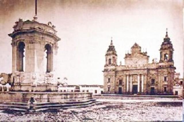 Nueva Guatemala de la Asunción
