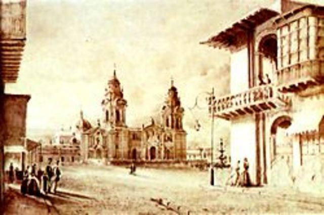 Agustin Gamarra firmo el pacto