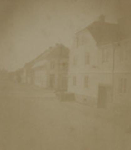 Norges første bilde