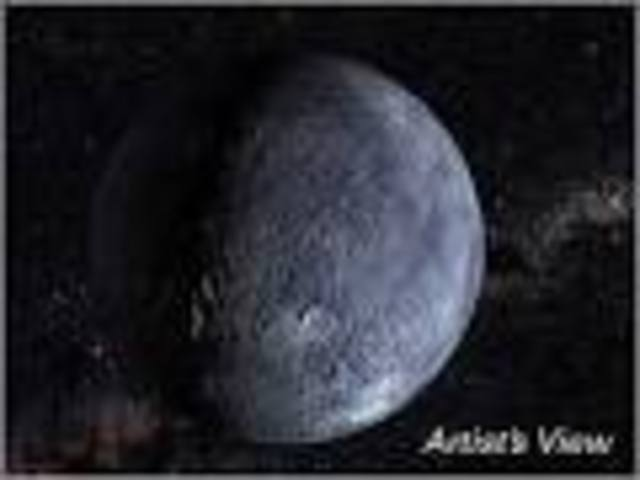 dwarf planet is discovered