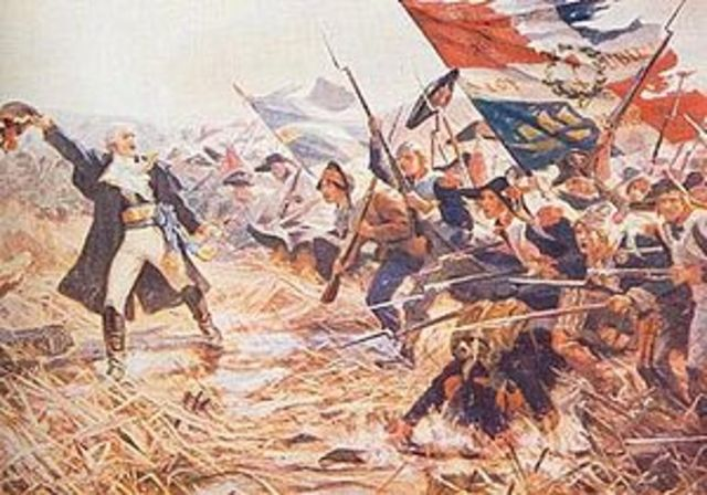 Napoleon promoted to general of the army of the west