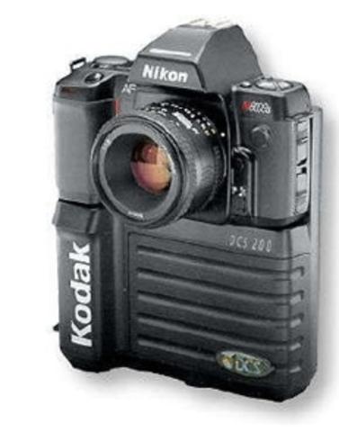 Digital Camera System