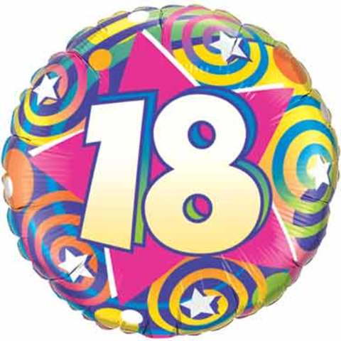 I turned 18 years old!