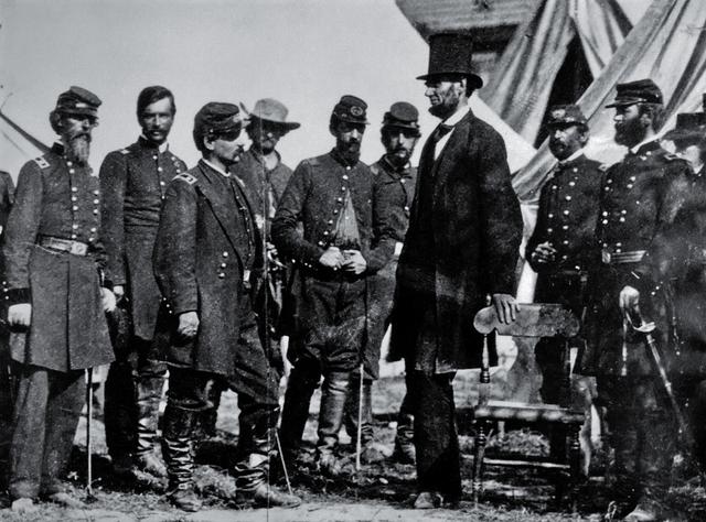 Lincoln's Inauguration.