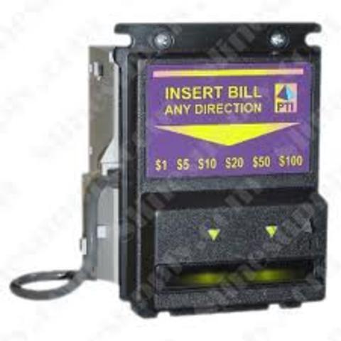 First bill vending machine