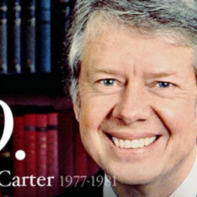 Jimmy Carter Life timeline