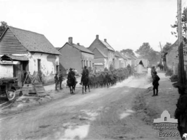 The Battle of Hamel