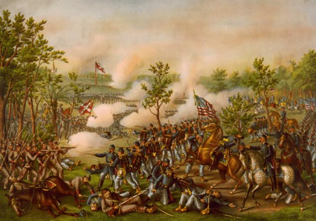 Battle for Atlanta