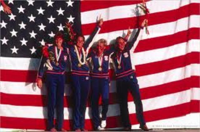 Los Angeles Olympics
