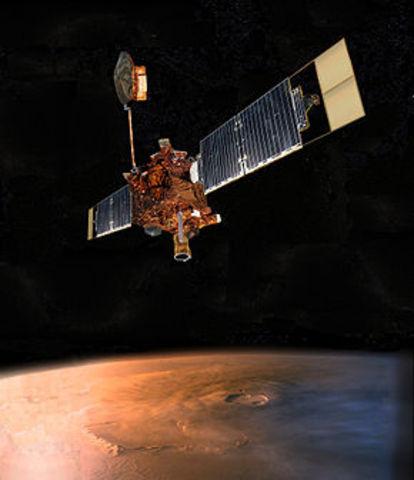 The Mars Global Surveyor Orbiter