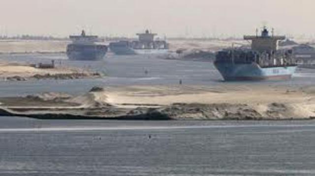 Suez Canal / Nasser