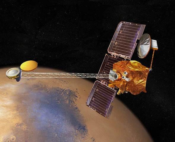Mars Odyssey (Orbiter)