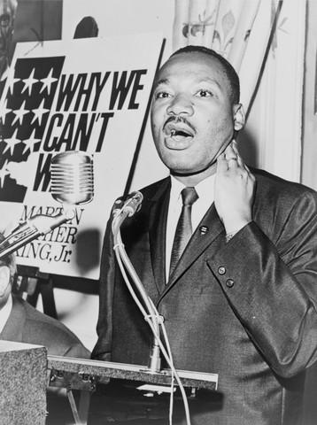 MLK's speech opposing the Vietnam War